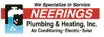Water Heater Company  Neerings Plumbing & Heating Logo